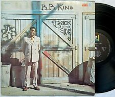 B.B. King BACK IN THE ALLEY compilation lp 1971 ABC Records ABCS-725 Canada