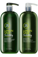 Paul Mitchell Tea Tree Lemon Sage Thickening Shampoo, Conditioner or Duo 33.8 oz