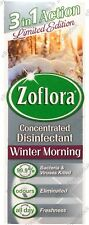 ZOFLORA 120ml Antibacterial Disinfectant Concentrated Kills Germs Winter Morning