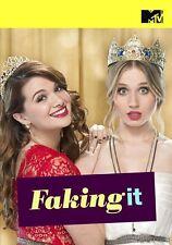 Faking It . The Complete Season 1 . Staffel . Rita Volk . MTV . DVD . NEU . OVP