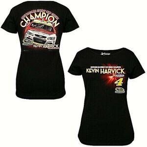 Kevin Harvick #4 Ladies Championship T-shirt, X-Large