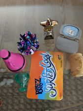 BARBIE BRATZ DOLL CLOTHES ACCESSORIES - Megaphone Trophy Computer etc Lot 6