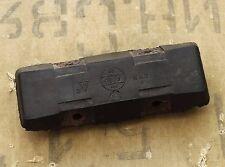 Original WW2 German army Relic Sd.Kfz 11 / 251 track link Rubber Pad - Kurland -