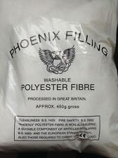 450G Polyester Filling, Toy,Teddy Bear,Cushion,Pillows,Stuffing fibre PHOENIX