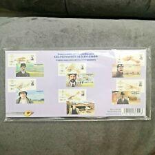 FRANCE Bloc Souvenir PIONNIERS DE L'AVIATION 2010 - FDC Neuf Blister