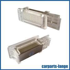 2x LED Einstiegs Türverkleidung Beleuchtung MERCEDES C-KLASSE CLK SLK VITO VIANO