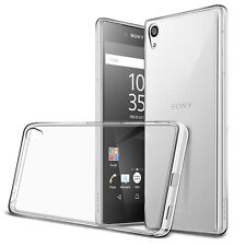 Slim Clear Transparent TPU Case Cover For Sony Xperia XA2 Ultra L2 XZ2 Compact