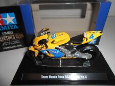 HONDA RC211V 2005 PONS #4 ALEX BARROS BIKE MOTO TAMIYA 1:24