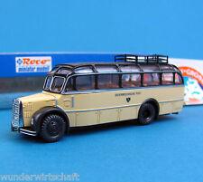 Roco h0 1600 ácida cometa glocknerbus austríaco post ho 1:87 Bus