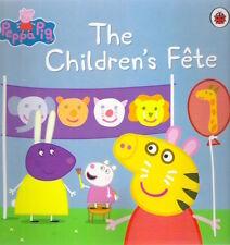 PEPPA Pig festa dei bambini NUOVO! TV LIBRO in brossura Childs da collezione Astley baker