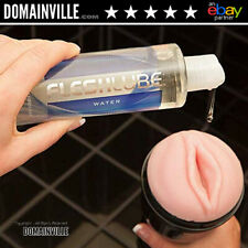 Fleshlube Water 4oz - Water Based Personal Lube - Fleshlights Available Here Too