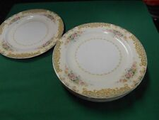 """Magnificent NORITAKE """"Occupied Japan"""" M China- Set of 5 BREAD Plates & 1 FREE"""