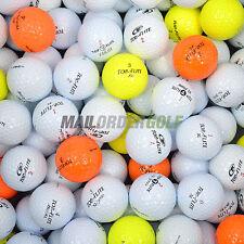 1,100, 200 300 500 1000 TOP FLITE MIX MODEL - PEARL/A GRADE - GOLF BALLS -
