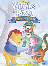 Disney Winnie the Pooh - Seasons of Giving (DVD, 2003)