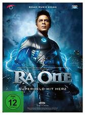 "2 DVDs * RA.ONE - SUPERHELD MIT HERZ (SPECIAL ED.) - SHAH RUKH KHAN # NEU OVP """