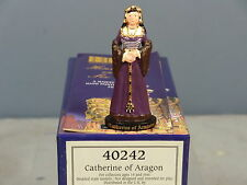 "BRITAINS ( HRP)  'HENRY VIII & HIS 6 WIVES'  No.40242  CATHERINE OF ARAGON "" MIB"