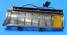 1971-72 CADILLAC DEVILLE CALAIS TURN SIGNAL SIDE MARKER LIGHT LAMP ASSEMBLY (LH)