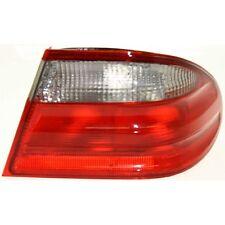 Tail Light for 2000-2002 Mercedes Benz E320 E430 RH Outer Sedan Elegance Package