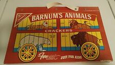 RARE Vintage Nabisco Barnums Animals Just for Kids Large Wallpaper Sample Book