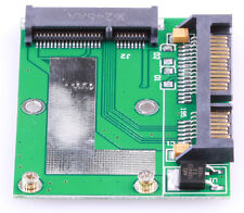 MSATA SSD a 2,5 2.5 inch SATA 6.0 GPS Scheda Adattatore Converter Card