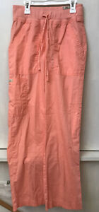 Koi XXS Morgan Scrub Pants Sweet Coral Orange Uniform Bottoms Style 713