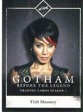 Gotham Season 1 Character Bios Chase Card C13 Fish Mooney