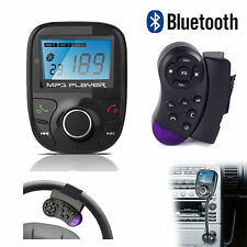 Bluetooth Auto FM Transmitter Freisprechanlage MP3 Player FM Modulator SD Aux KF