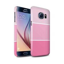 Étuis, housses et coques rose brillant Samsung Galaxy S6 pour téléphone mobile et assistant personnel (PDA)