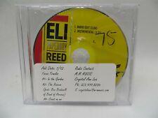 Eli Reed ♫ Paperboy ♫ DJ ADV PROMO ♫ INDIE CD RARE