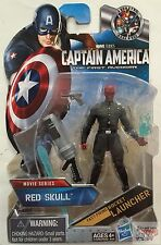 """RED SKULL Movie Captain America MARVEL UNIVERSE 2010 3.75"""" INCH ACTION FIGURE"""