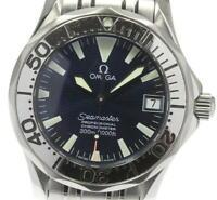 OMEGA Seamaster300 Jacques Mayol 2554.80 Automatic Boy's Watch_593009