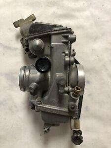 Mikuni TM33 33mm Pumper Flat Slide Performance Carburetor TM33-8012 - Used