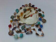 Agate Tigers Eye Costume Jewellery