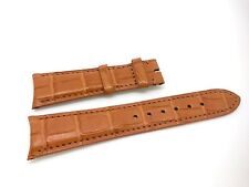 Brand New Audemars Piguer Brown Leather Strap Band Alligator Style