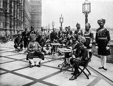 Sir Benjamin Stone Photo, Indian Military Reps at Coronation of King Edward VII