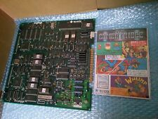 TECHNOS JAPAN THE COMBATRIBES Original jamma ARCADE JAPANESE