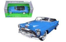 Buick 1953 Roadmaster Super Skylark 1:24 Scale Welly Diecast Detailed Model Car