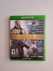 Destiny: The Collection (Microsoft Xbox One, 2016) - Tested