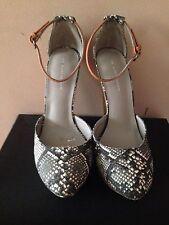 Kurt Geiger Ladies Wedge Closed Toe Shoes, BNIB Size 40
