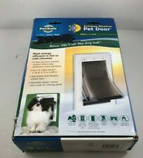 Petsafe Extreme Weather Pet Door Small 1-15 lb Energy Efficient 3 Flap System