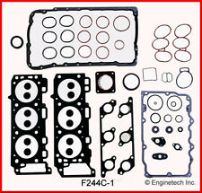Engine Full Gasket Set ENGINETECH, INC. F244C-1