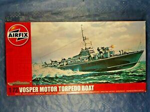 Vosper Motor Torpedo Boat 1/72 Airfix 05280 (new box)