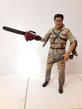 NECA Ash Vs Evil Dead Series Asylum Ash Action Figure Loose Mint