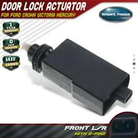 Rear Left /& Right for Ford Lincoln Mercury DLA125 2x Door Lock Actuator Front