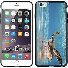 Sea Turtle In The Ocean For Iphone 6 Plus 5.5 Inch Case Cover