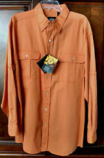 National Geographic Travel Collection Shirt- Men's XL -Never Worn- Tags Attached