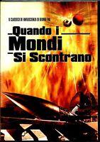 QUANDO I MONDI SI SCONTRANO (1951) di Rudolph Maté DVD EX NOLEGGIO - PARAMOUNT