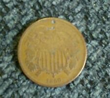 1866 United States 2 cents