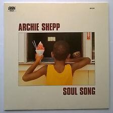 Archie Shepp - Soul Song (1983) (Enja Records 4050) VINYL LP