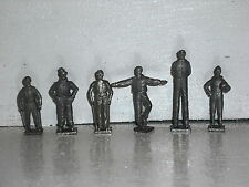 Promod Circus and Fun Fair Scale figures 1/50th scale inc clowns, unicyclist